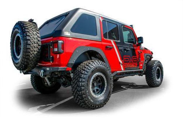 Jeep Fender Delete Kit