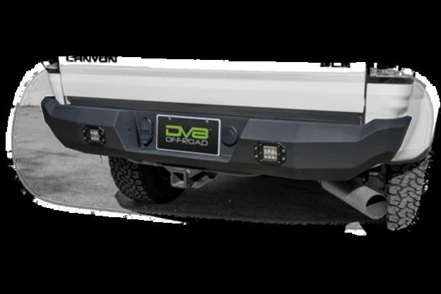GMC/Chevy Rear Bumper