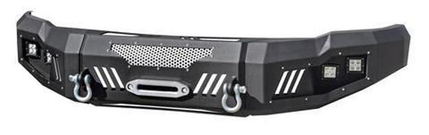 DV8 OFFROAD RAM 2500 FRONT BUMPER
