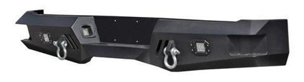 DV8 RAM 2500 REAR BUMPER