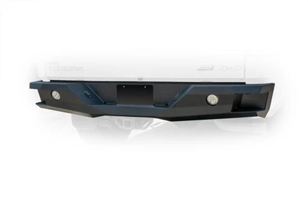 2007-2013 Toyota Tundra Rear Bumper