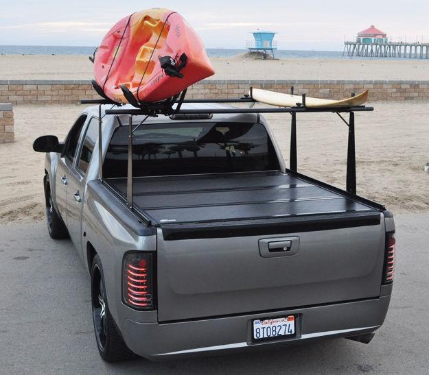 BakFlip CS/F1 Truck Bed Cover & Rack