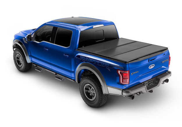 Rugged Liner E-Series Hard Folding Bed Cover