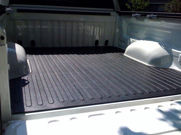 Rubber Bed Mat