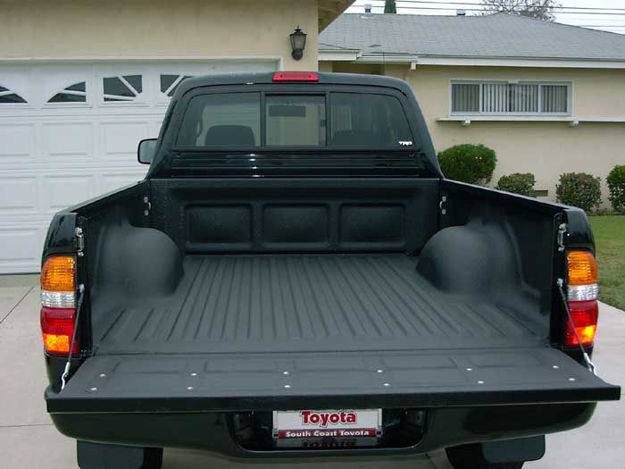 Xtreme Liners - Spray In Bed Liner