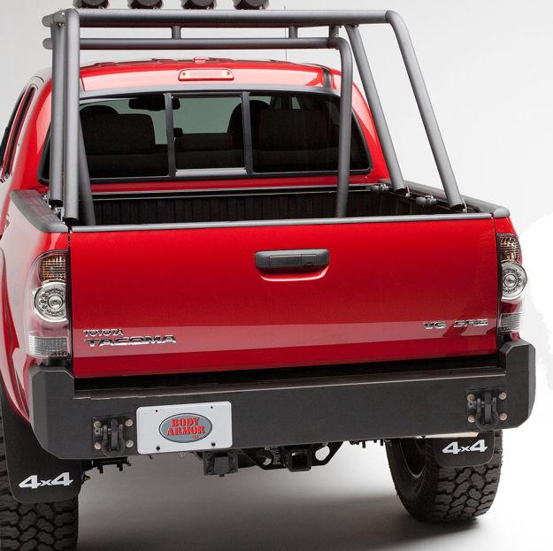 Body Armor Rear Bumper (Tacoma)