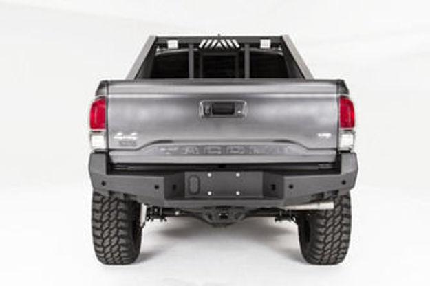 Fab Fours Premium Rear Bumper (Tacoma)