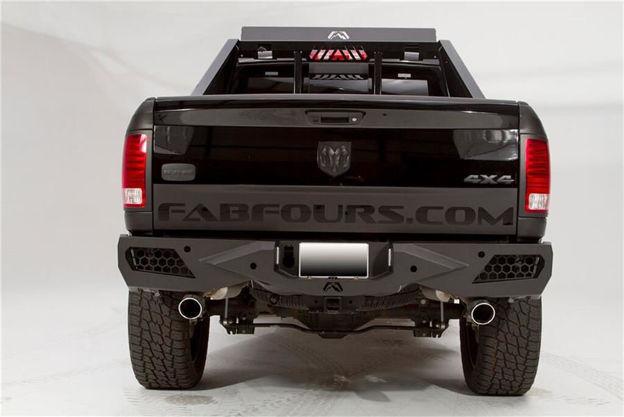 Fab Fours Vengeance Rear Bumper (Ram)