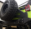 Iron Cross – Jeep Rear Bumper