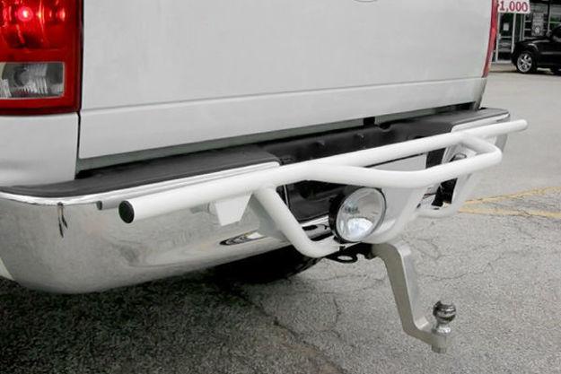 N-Fab Rear-Runner Light Bar
