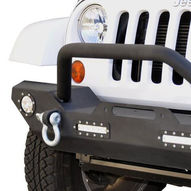 DV8 Jeep Front Bumpers