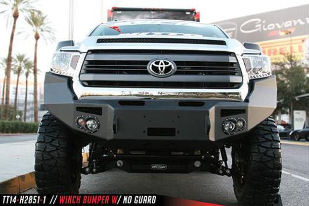 Fab Fours FWB Bumper (Tundra)