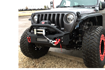 Iron Cross – Jeep Front Bumper
