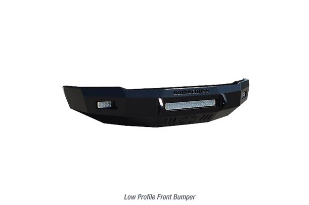 Iron Cross – Low Profile Bumper