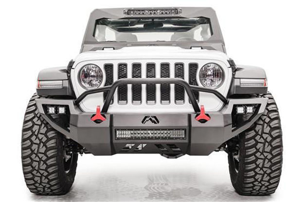 Fab Fours JEEP GLADIATOR – VENGEANCE FRONT BUMPER