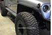 Iron Cross – Jeep Fender Flares – Front and/or Rear