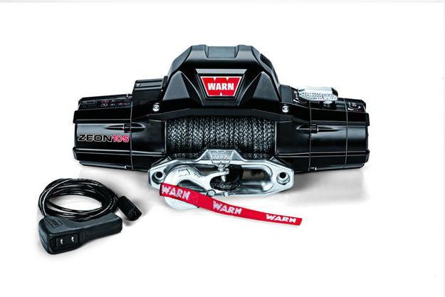 Warn Industries 10000 lb Winch