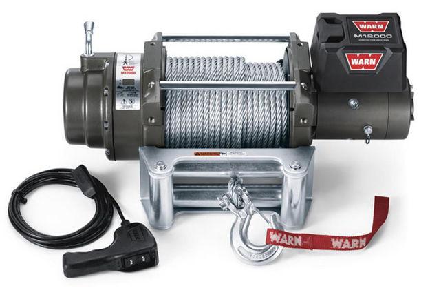 Warn Industries 12000 lb Winch