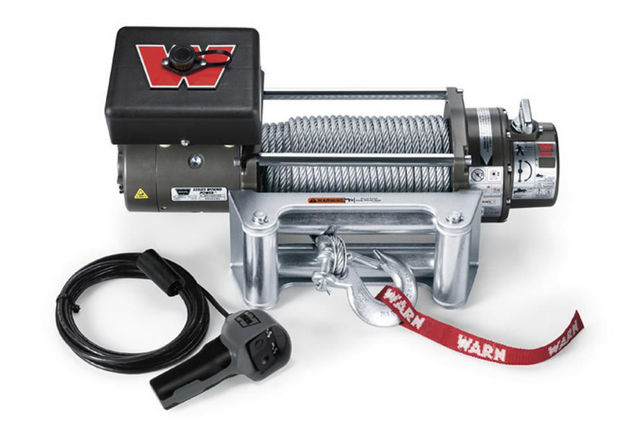 Warn Industries 8000 lb Winch