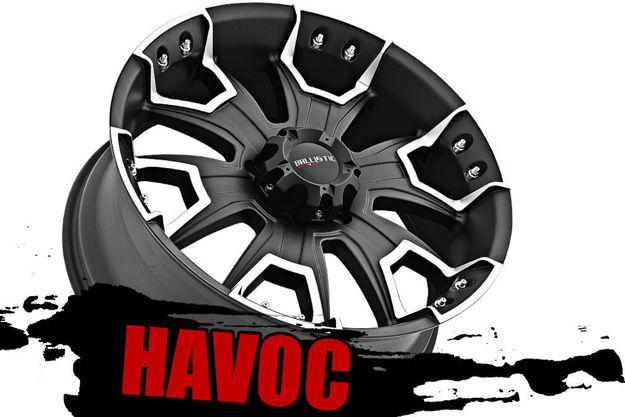 Ballistic Havoc Wheels