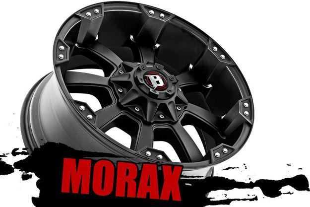 Ballistic Morax Wheels