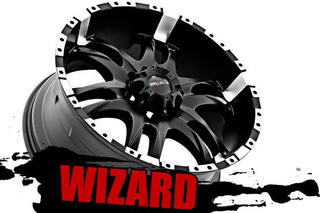 Ballistic Wizard Wheels