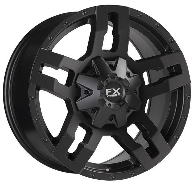 TrailFX Wheels