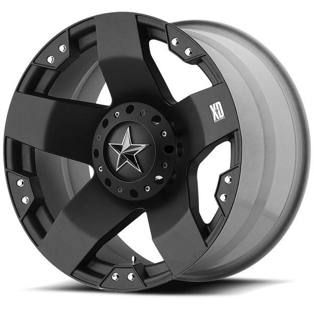 KMC Wheels Rockstar
