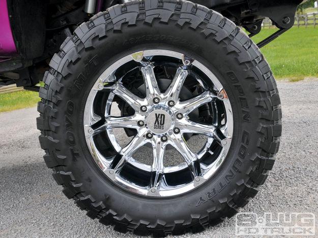 KMC XD Series Wheels