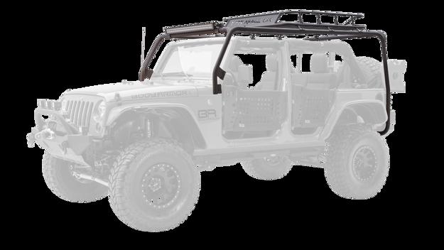 Body Armor – Wrangler Roof Cargo Rack