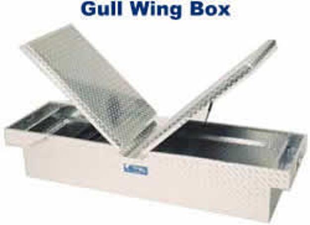 UWS Gull Wing Pickup Tool Box