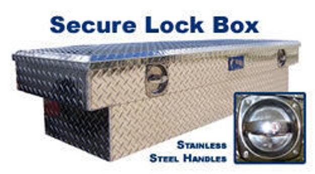 UWS Secure Lock Box