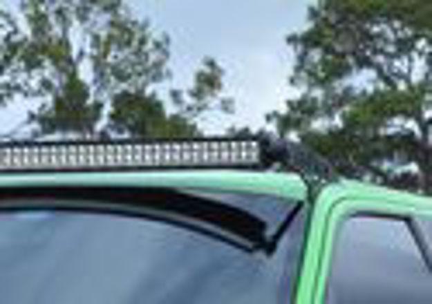 N-Fab — LED Roof Top Light Bar Mounts