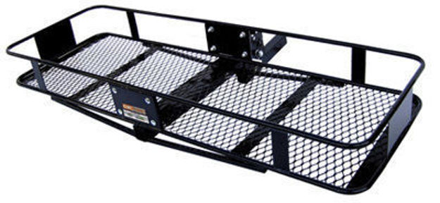 Curt DLX Folding Cargo Carrier