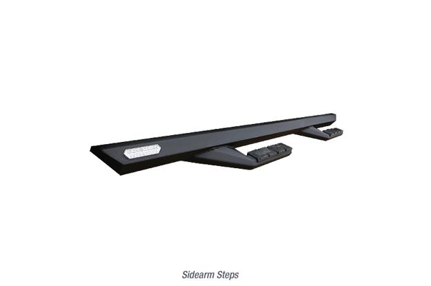 Iron Cross – Sidearm Step