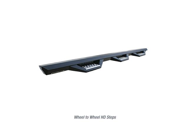 Iron Cross – Wheel to Wheel HD Step