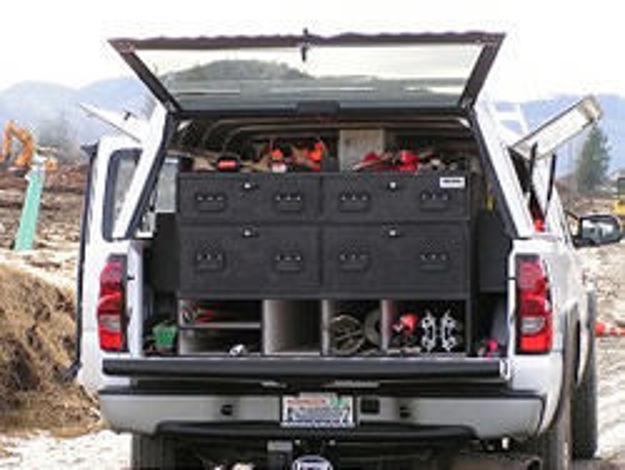 TruckVault Comercial- Surveyor