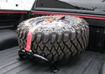 N-Fab — Bed Mounted Tire Carrier