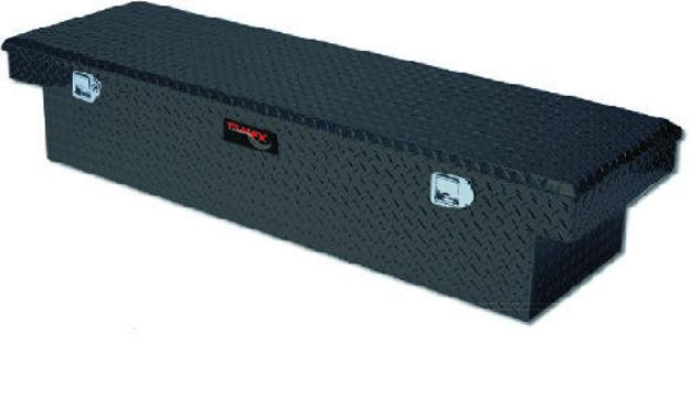 TrailFX Blk Single Lid Toolbox