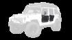 Body Armor – Wrangler Gen 3 Trail Doors Front