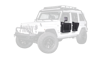 Body Armor – Wrangler Gen 3 Trail Doors Rear