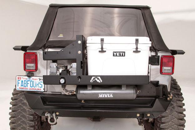 Fab Four – Air Compressor Yeti Mount