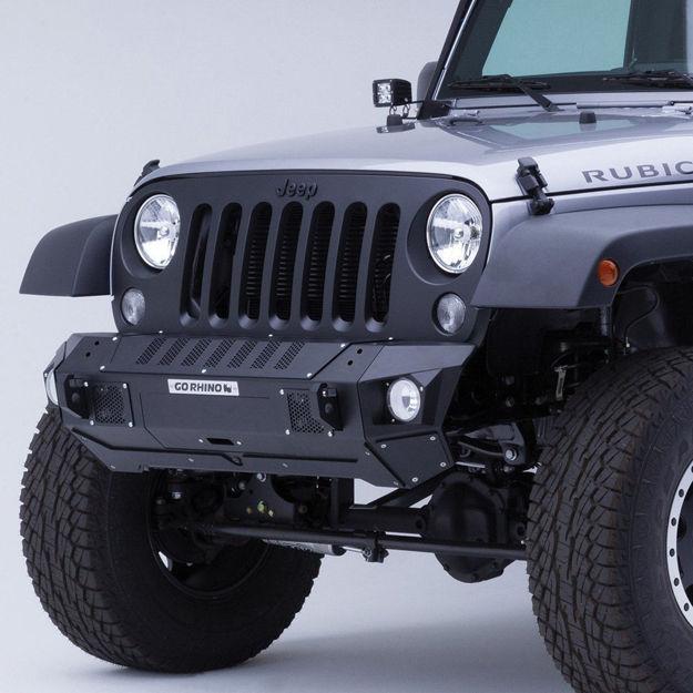 Go Rhino Front Bumper