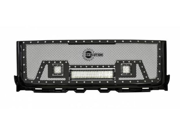 Paramount Restyling LED Grille