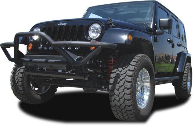 TrailFX Rock Crawler Bumper