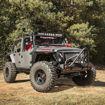 Rugged Ridge XHD Armor Fenders, Wrangler JK