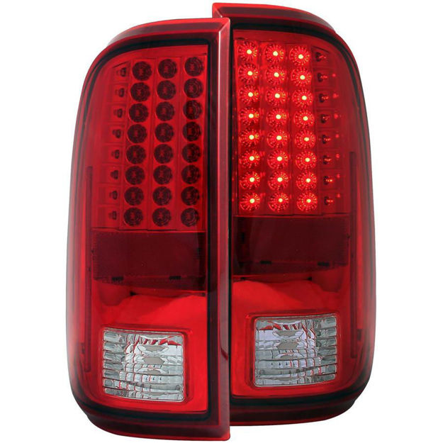 Anzo LED Taillights (Superduty)