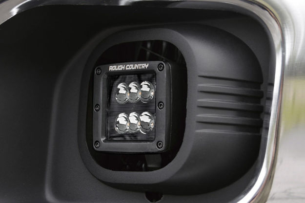 Rough Country LED Fog Light Kit