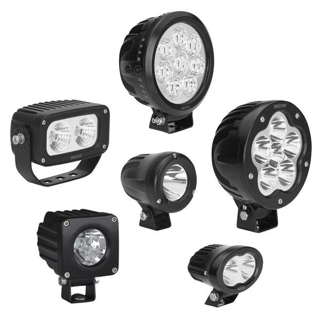 Westin Round LED Lights