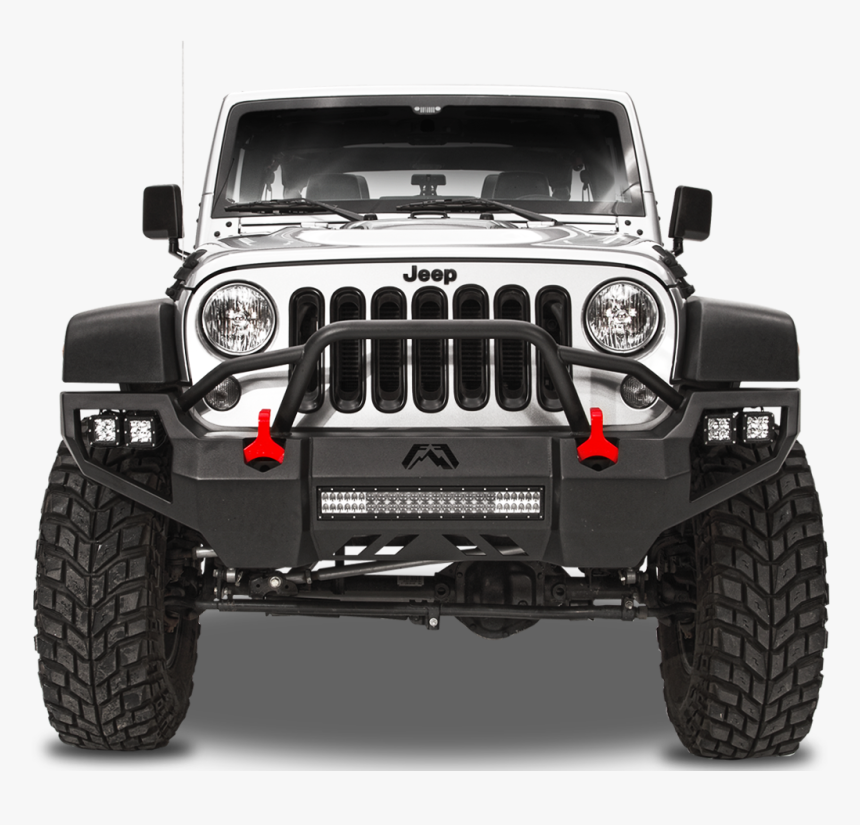 Picture for category Jeep Front Bumpers